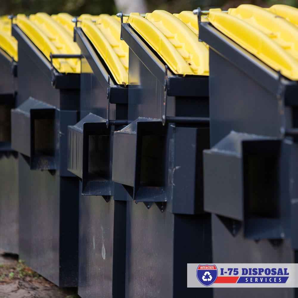 I-75 Disposal Services Commercial Dumpster Rentals