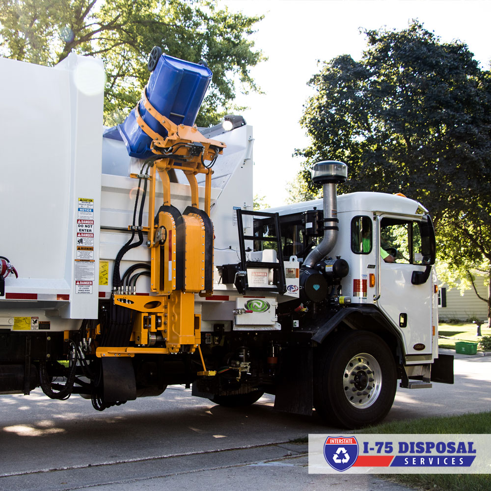 I-75 Disposal Services Curbside Collection