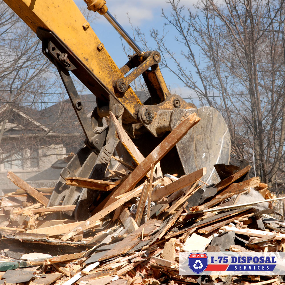 I-75 Disposal Services Demolition Services