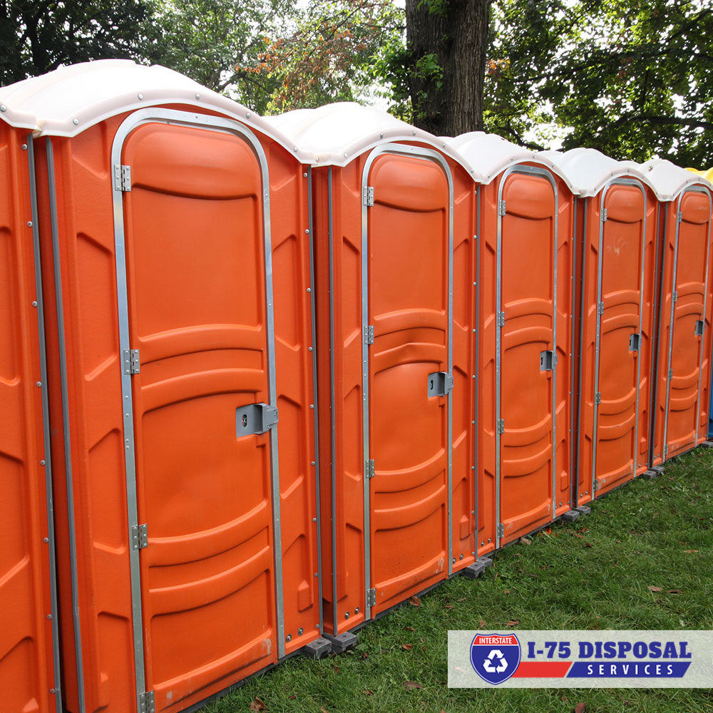 I-75 Disposal Services Portable Toilet Rentals